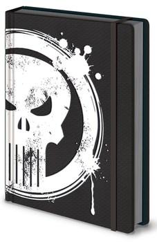 Официальный блокнот Каратель / Punisher