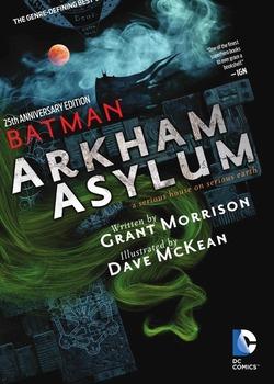 Batman. Arkham Asylum. 25th Anniversary Edition TPB