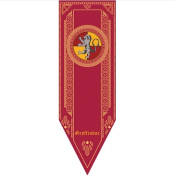 Знамя Гриффиндор Гарри Поттер / Gryffindor Harry Potter