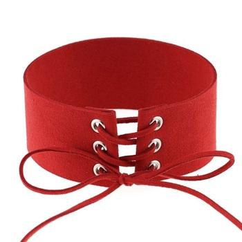 Чокер (Красный)