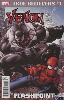 True Believers. Venom. Flashpoint #1