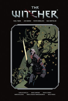 The Witcher. Library Edition. Vol. 1 HC