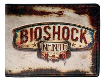 Бумажник Bioshock Infinite