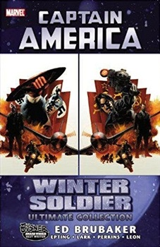 Captain America. Winter Soldier. Ultimate Collection TPB