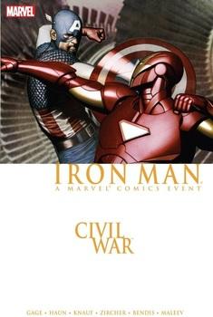 Civil War. Iron Man TPB