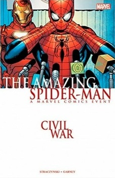 Civil War. The Amazing Spider-Man TPB