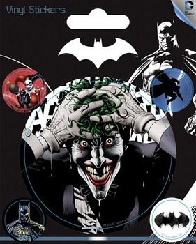 Официальный набор стикеров Бэтмен / Batman