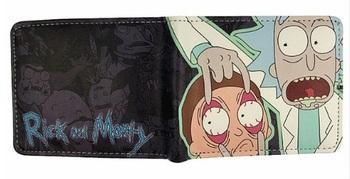 Бумажник Рик и Морти / Rick and Morty