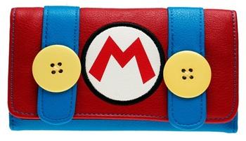 Бумажник Супер Марио / Super Mario