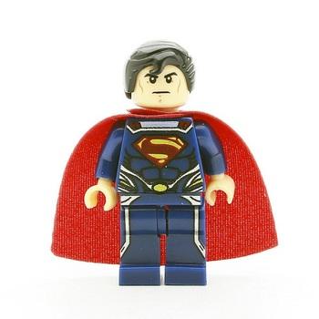 Минифигурка Супермен /  Superman (Man of Steel)