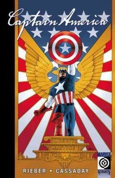Captain America. Vol. 1: The New Deal HC