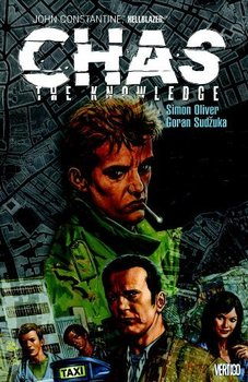 John Constantine, Hellblazer. Chas The Knowledge TPB