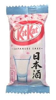 KitKat Саке (Батончик)