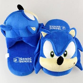 Тапки Соник / Sonic the Hedgehog