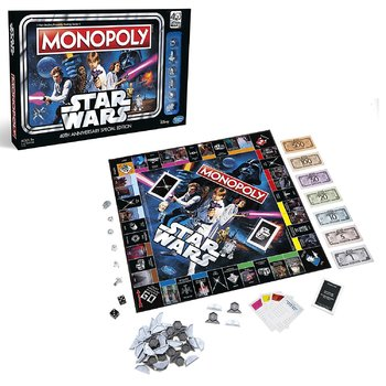Монополия «Звёздные Войны» / «Star Wars»