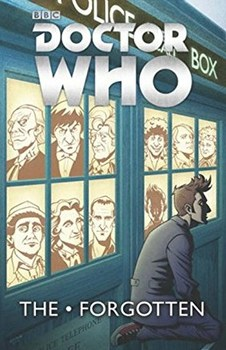 Doctor Who. The Forgotten HC