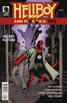 Hellboy And The B.P.R.D. 1955. Secret Nature One Shot