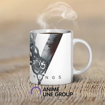 Чашка Vikings