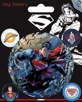 Официальный набор стикеров Супермен / Superman