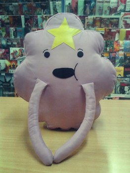 Игрушка-подушка Пупырка Время Приключений / Adventure Time