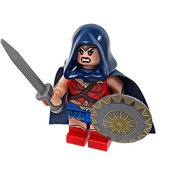 Минифигурка Чудо-женщина / Wonder Woman