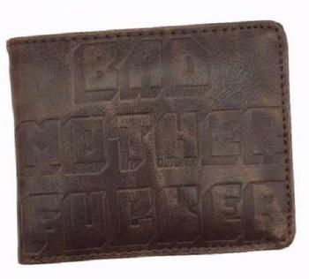 Бумажник Bad Mother Fucker