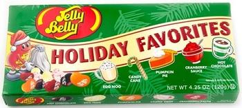 Конфеты Jelly Belly Holiday Favorites
