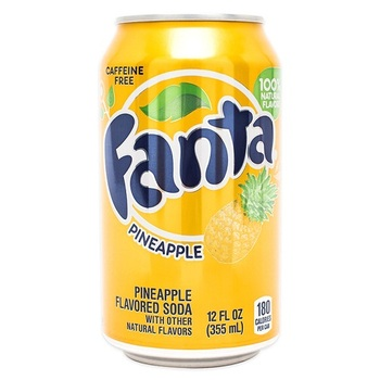 Fanta Ананас (Банка 355 мл)