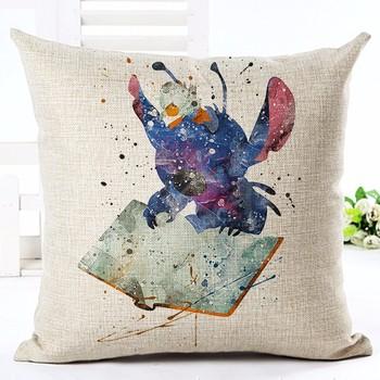 Stitch подушка