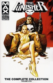 The Punisher. MAX. The Complete Collection. Vol. 5 TPB
