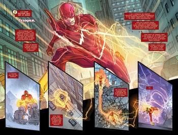 Вселенная DC Rebirth. Флэш. Книга 1. Молния бьет дважды