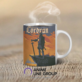 Чашка Dark Souls