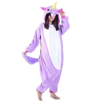 Кигуруми Единорог (Фиолетовый) / Kigurumi Unicorn (Purple)