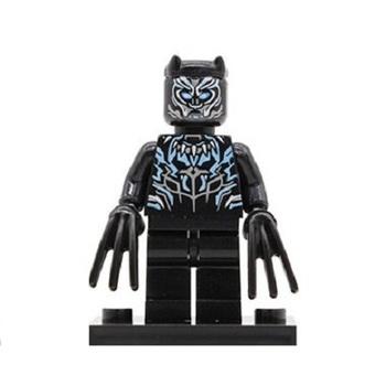 Минифигурка Чёрная Пантера / Black Panther