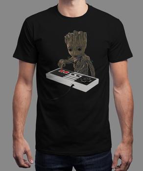 Футболка Грут Стражи Галактики 2 / Groot Guardians of the Galaxy Vol. 2