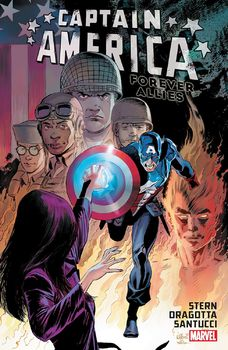 Captain America. Forever Allies HC