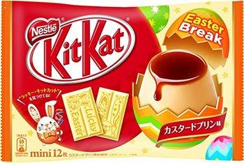 KitKat «Пасхальный кролик» Пудинг (Большая упаковка)