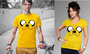 Adventure Time футболка