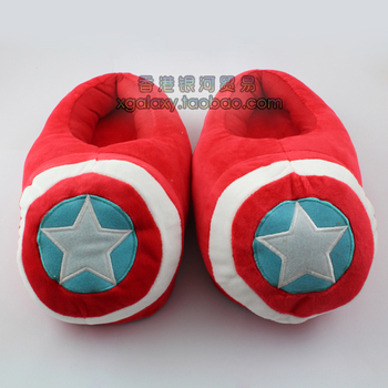 Тапки Captain America