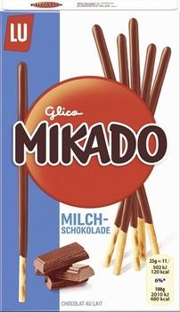 Mikado Молочный Шоколад 75 г.
