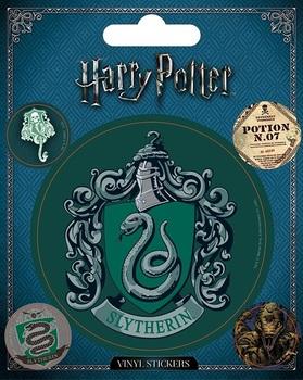 Официальный набор стикеров Слизерин Гарри Поттер / Slytherin Harry Potter