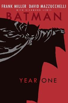 Batman. Year One TPB (Titan Books)