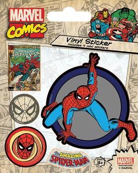 Официальный набор стикеров Человек-Паук / Spider-Man