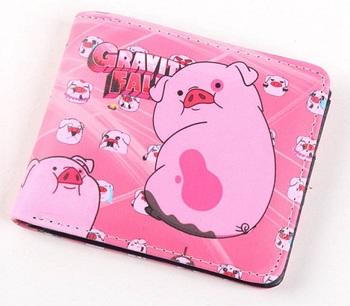 Бумажник Пухля Гравити Фолз / Waddles Gravity Falls