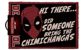 Официальный придверный коврик Дэдпул / Deadpool