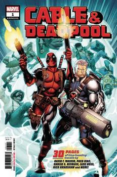 Cable & Deadpool. Annual #1 Cover A Regular Chris Stevens Cover