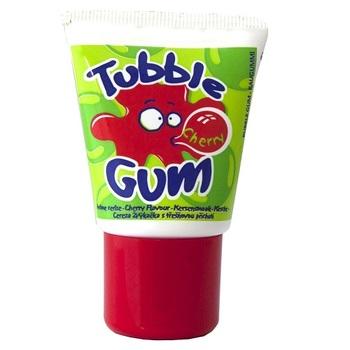 Жевательная резинка Tubble Gum Cherry (Тюбик)